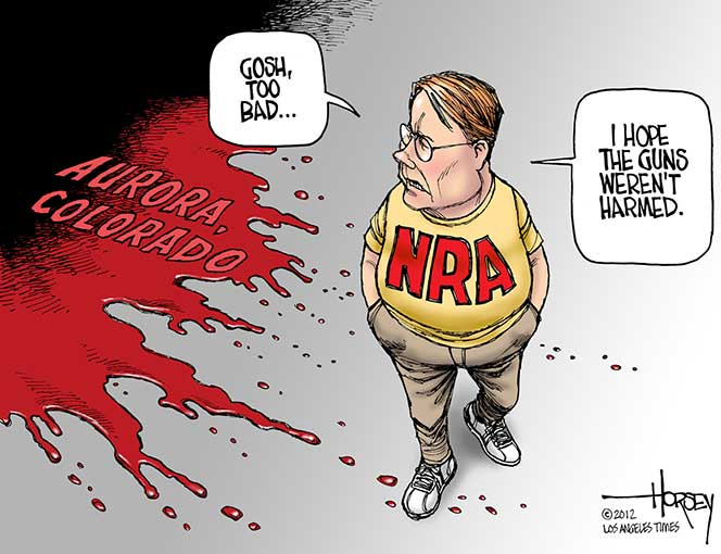 ANTI-NRA attack