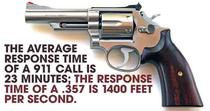 If A .357 Could Talk