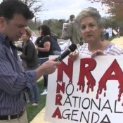 Infiltrating an NRA Protest